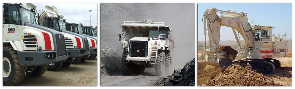 Terex Compact Excavators - Truckers Plant Parts